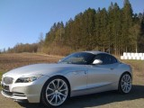 BMW Z4 Roadster: Sa inceapa tuningurile10636