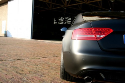 AVUS Performance Audi A5 Coupe Matte Black cu 275 CP10629