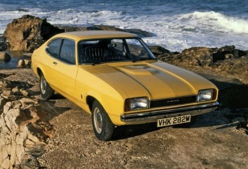 Ford Capri arata bine si la 40 de ani10612