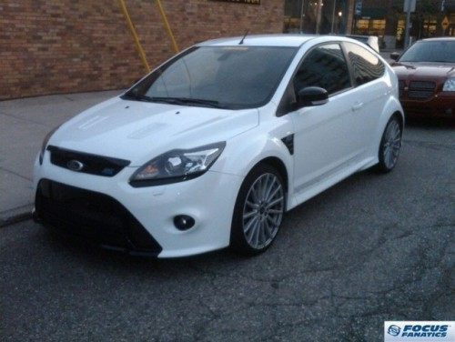 Ford Focus RS se indreapta spre SUA ?10600