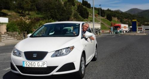 Un nou record: Ibiza ECOMOTIVE a reusit un consum mediu de 2,9 litri la suta10574