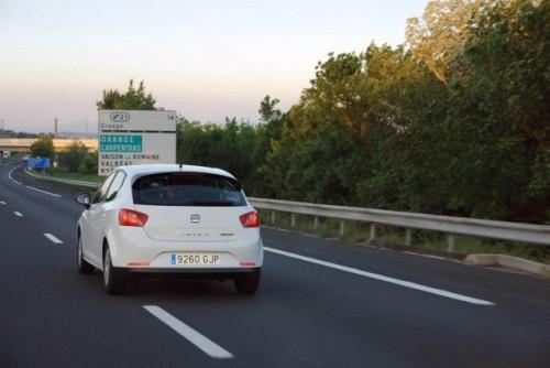 Un nou record: Ibiza ECOMOTIVE a reusit un consum mediu de 2,9 litri la suta10577