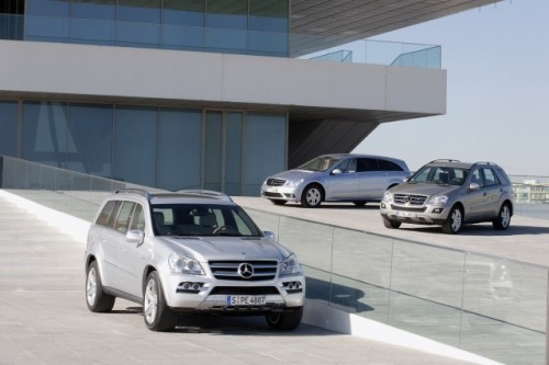 Mercedes va lansa noi modele SUV diesel BlueTEC10567