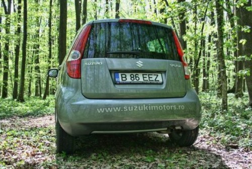 Am testat Suzuki Splash10530