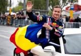 Declaratia lui David Coulthard dupa show-ul sustinut in Romania10516