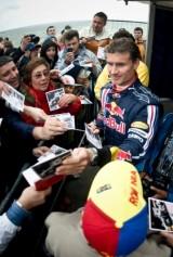 Declaratia lui David Coulthard dupa show-ul sustinut in Romania10521