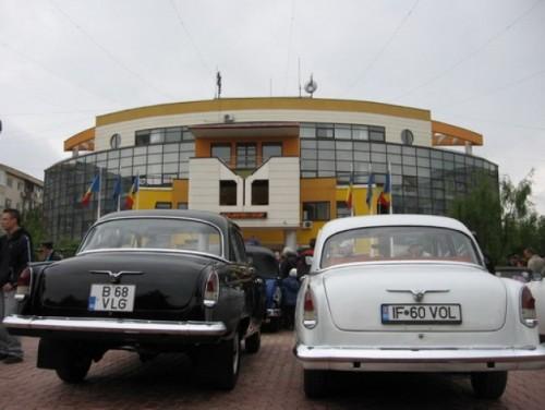 Show-ul masinilor de epoca la Buftea10417