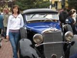 Show-ul masinilor de epoca la Buftea10412