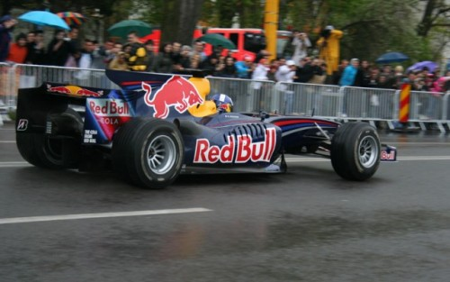Formula 1 a debutat in Romania!10375