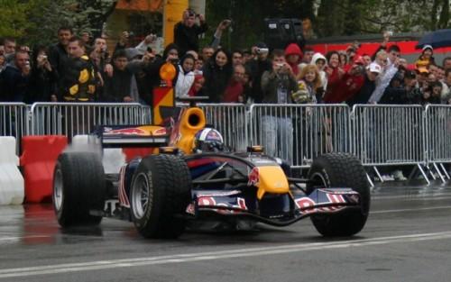 Formula 1 a debutat in Romania!10381