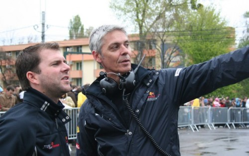 Formula 1 a debutat in Romania!10391