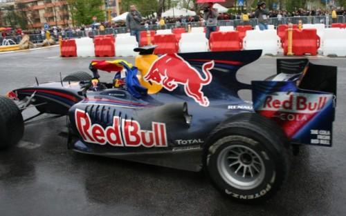 Formula 1 a debutat in Romania!10393