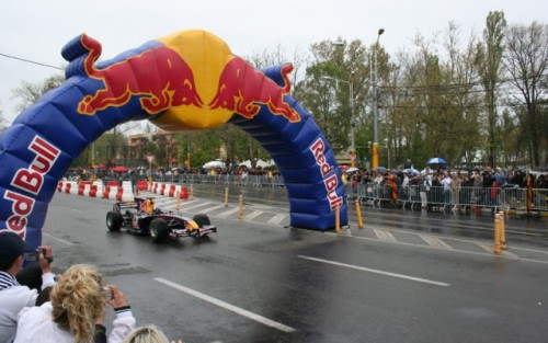 Formula 1 a debutat in Romania!10400