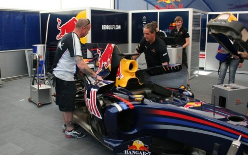 Masina lui David Coulthard de la Mamaia valoreaza 15 de milioane de euro10366