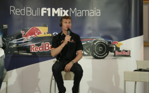 David Coulthard a venit in Romania!10328