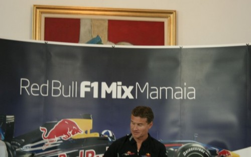 David Coulthard a venit in Romania!10330