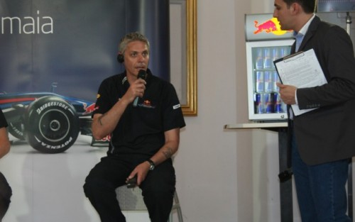 David Coulthard a venit in Romania!10333