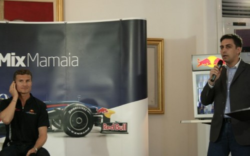 David Coulthard a venit in Romania!10338