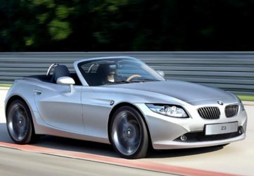 BMW Z2 se indreapta spre dezvelirea de la Frankfurt10317