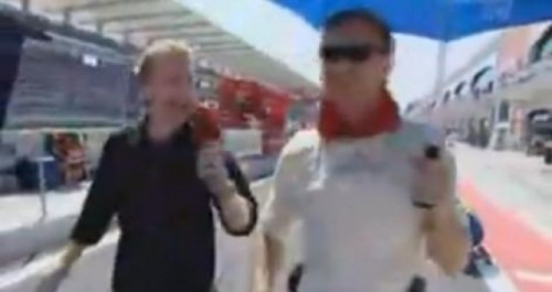 VIDEO: Interviuri funny cu David Coulthard10307