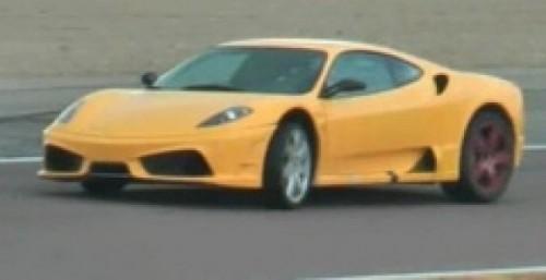Video cu noul prototip Ferrari F45010285
