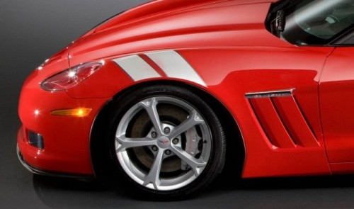 Chevrolet Corvette Grand Sport se intoarce dupa 15 ani10283
