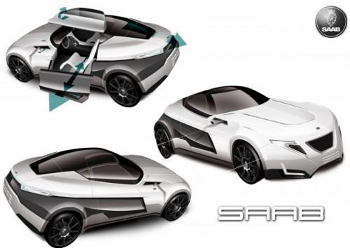 Saab Fashionista - Un design agresiv10276
