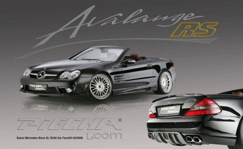 Piecha Design Avalange RS bazat pe Mercedes SL10192