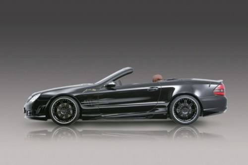 Piecha Design Avalange RS bazat pe Mercedes SL10198