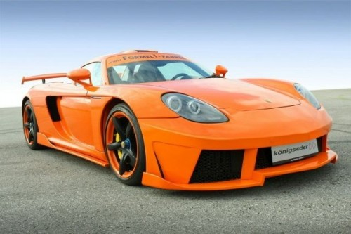 Varianta Konigseder a Porsche Carrera GT10177