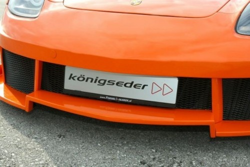 Varianta Konigseder a Porsche Carrera GT10179
