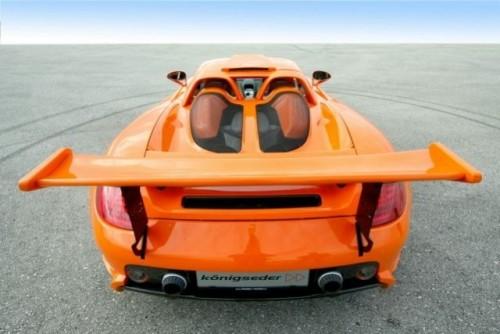 Varianta Konigseder a Porsche Carrera GT10186