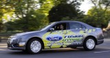 Ford Fusion Hybrid reuseste un consum mediu de doar 3,5 litri la suta10167