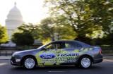 Ford Fusion Hybrid reuseste un consum mediu de doar 3,5 litri la suta10169