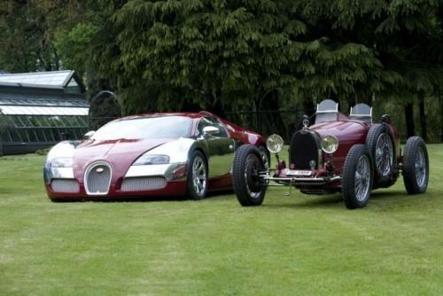 Bugatti dezveleste Veyron Centenaire Edition in Italia10091