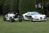 Bugatti dezveleste Veyron Centenaire Edition in Italia10092