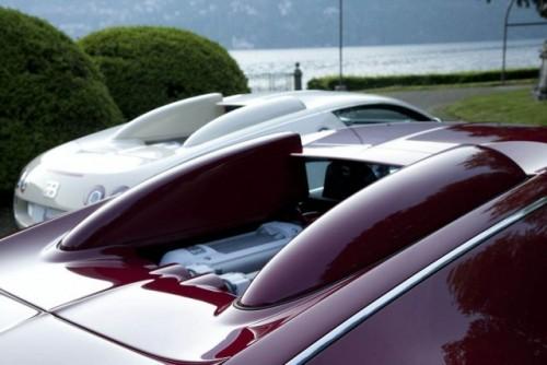 Bugatti dezveleste Veyron Centenaire Edition in Italia10099