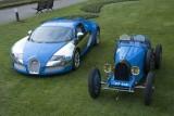 Bugatti dezveleste Veyron Centenaire Edition in Italia10088