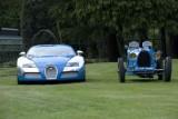 Bugatti dezveleste Veyron Centenaire Edition in Italia10090