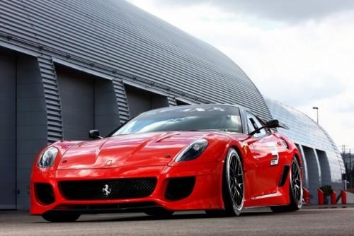 Ferrari 599XX: O bijuterie dezvaluita10080