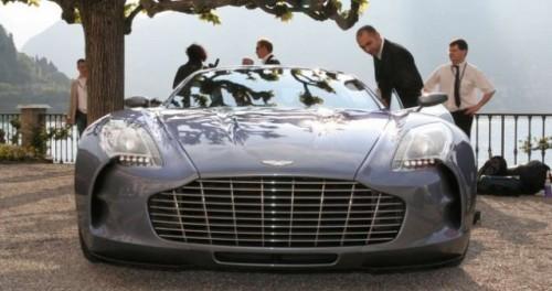 Aston Martin One-77 a castigat premiul de design in Italia10064