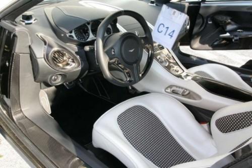 Aston Martin One-77 a castigat premiul de design in Italia10067