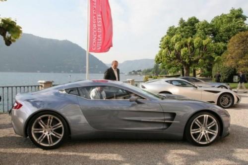 Aston Martin One-77 a castigat premiul de design in Italia10069