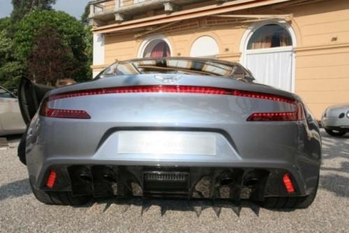 Aston Martin One-77 a castigat premiul de design in Italia10070