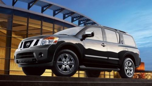 Nissan anunta preturile pentru Armada10061