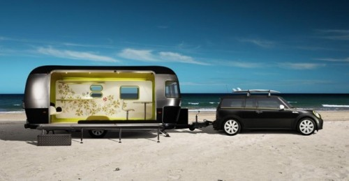 Conceptul Mini Cooper S Clubman Airstream10015