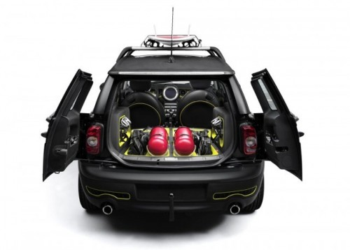 Conceptul Mini Cooper S Clubman Airstream10016