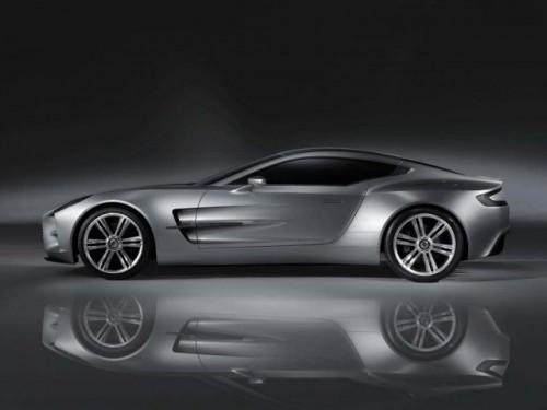 Conceptul Aston Martin One-77 va debuta in Italia10010