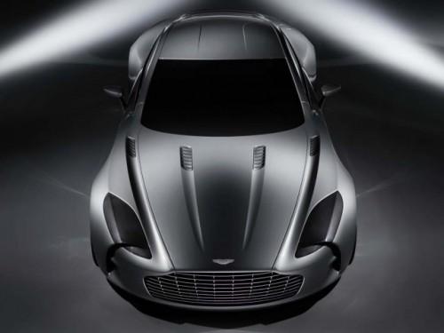 Conceptul Aston Martin One-77 va debuta in Italia10013