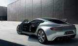 Conceptul Aston Martin One-77 va debuta in Italia10014